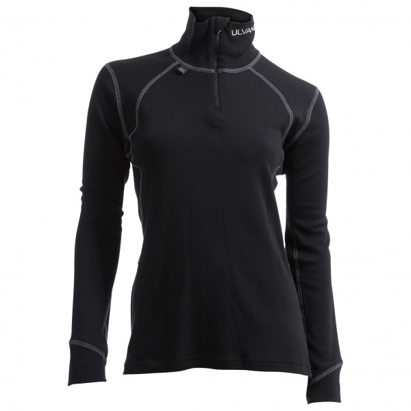 Ulvang - Women's Thermo Turtle Neck with Zip - Merino ondergoed