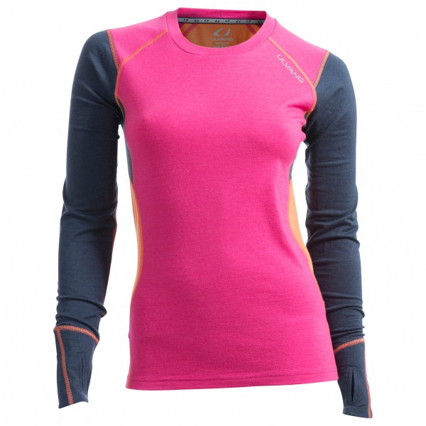 Ulvang - Women's Training Round Neck - Merino-ondergoed