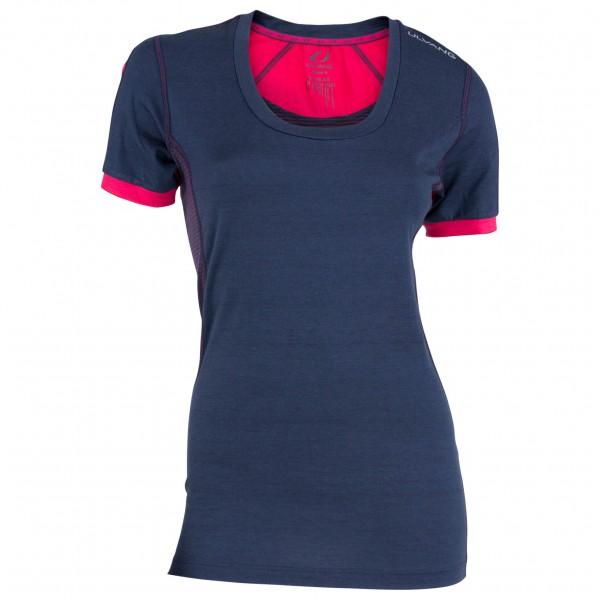 Ulvang - Women's Training Short Sleeve - Merinovilla-alusvaatteet