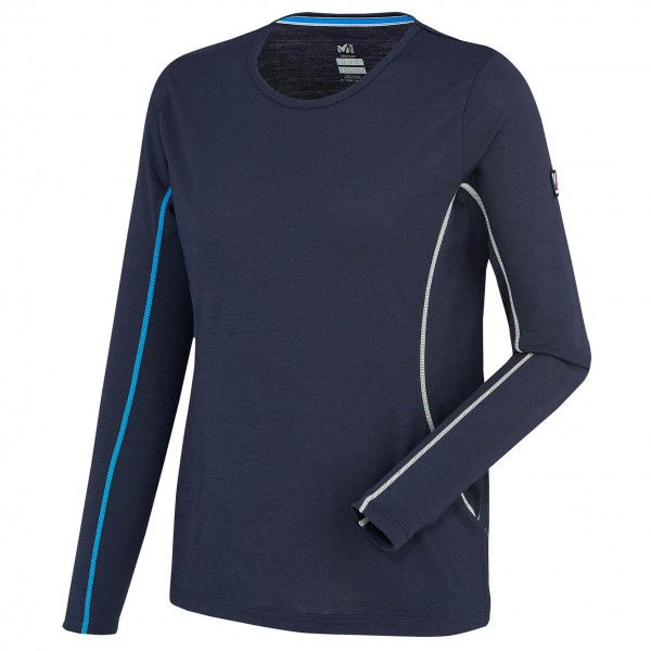 Millet - Women's Trilogy Wool T-Shirt L/S - Merino base layer