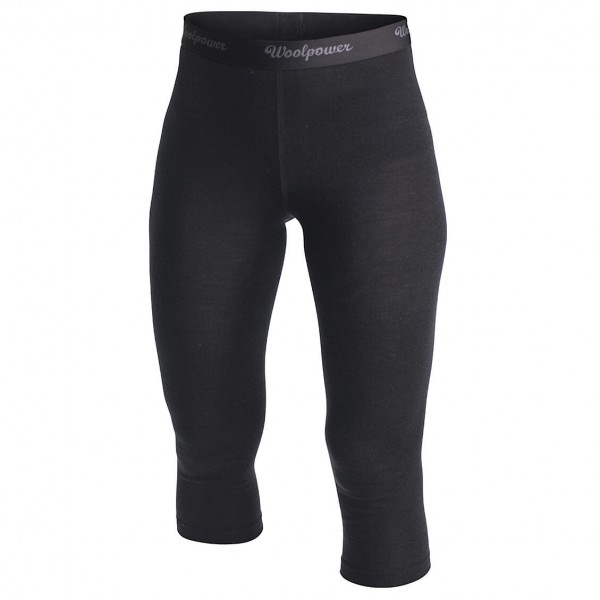 Woolpower - Women's 3/4 Long Johns - Merinovilla-alusvaatteet