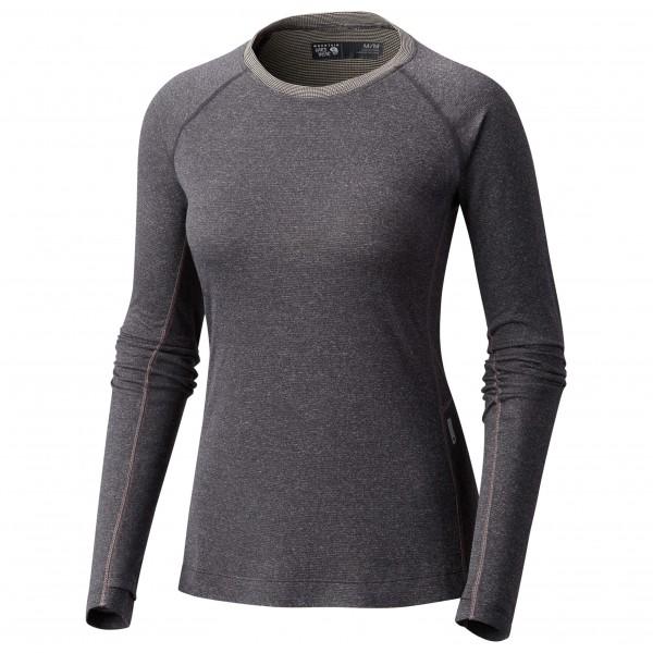 Mountain Hardwear - Women's Kinetic Long Sleeve Crew - Merinounterwäsche