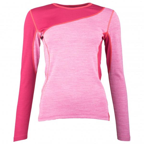 Löffler - Women's Shirt Transtex Merino L/S CB - Underkläder merinoull