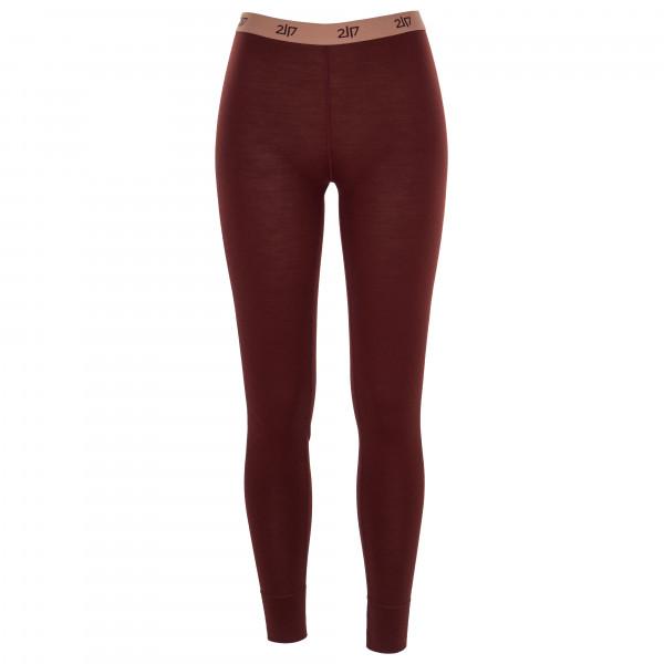 2117 of Sweden - Womens Eco 1/1 Merino Pant - Sous-vêtement mérinos