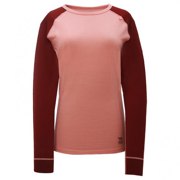 2117 of Sweden - Womens Eco L/S Merino Top - Underkläder merinoull