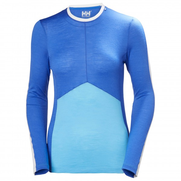 Helly Hansen - Women's HH Merino Light L/S - Merino ondergoed