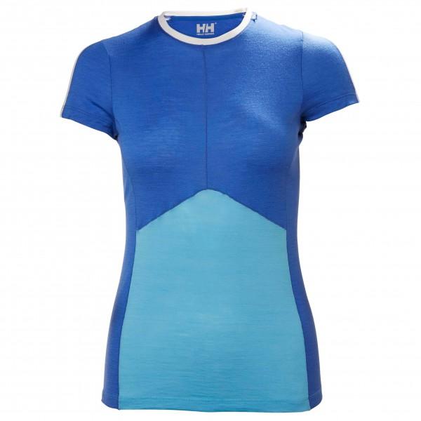 Helly Hansen - Women's HH Merino Light S/S - Merino undertøj