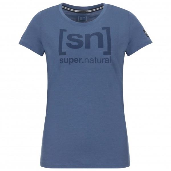 SuperNatural - Women's Essential I.D. Tee - Sous-vêtements e