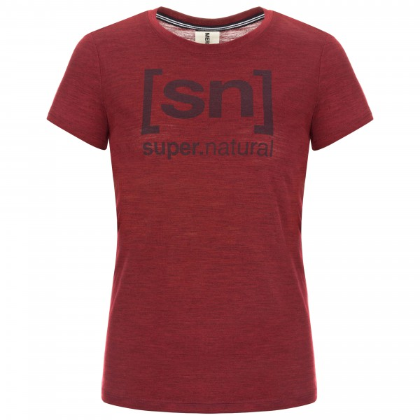 SuperNatural - Women's Essential I.D. Tee