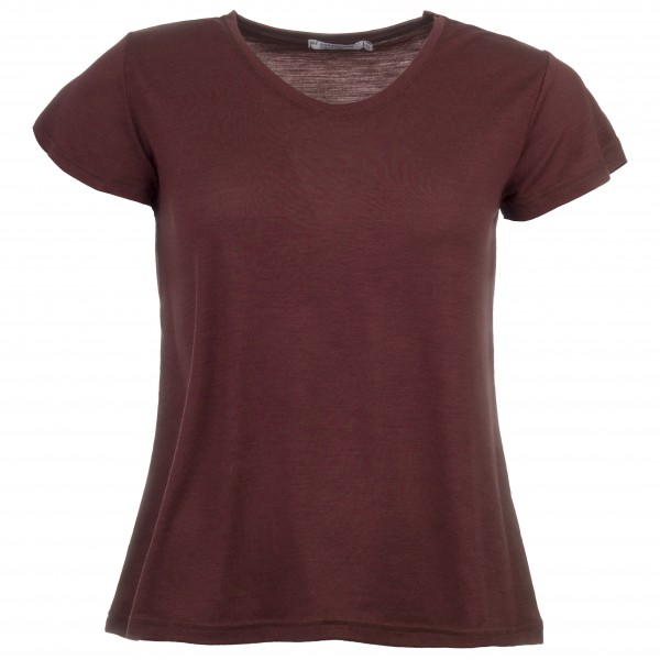 We Norwegians - Base Tee Women - Merino undertøj
