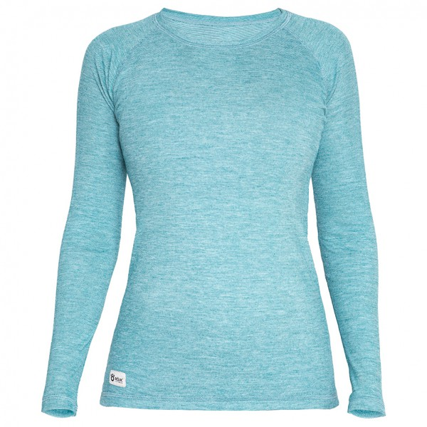Röjk - Women's SuperBase Sweater - Merinounterwäsche