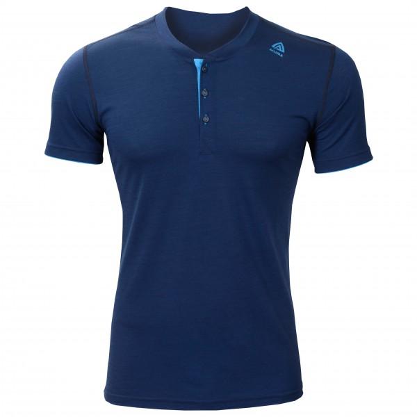 Aclima - LightWool Henley Shirt - Underkläder merinoull