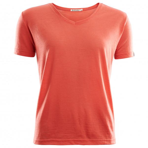 Aclima - Women's LightWool T-Shirt Loose Fit - Merino-ondergoed