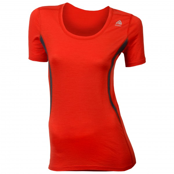 Aclima - Women's LightWool T-Shirt Round Neck