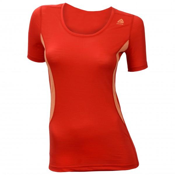 Aclima - Women's LightWool T-Shirt Round Neck - Merino ondergoed