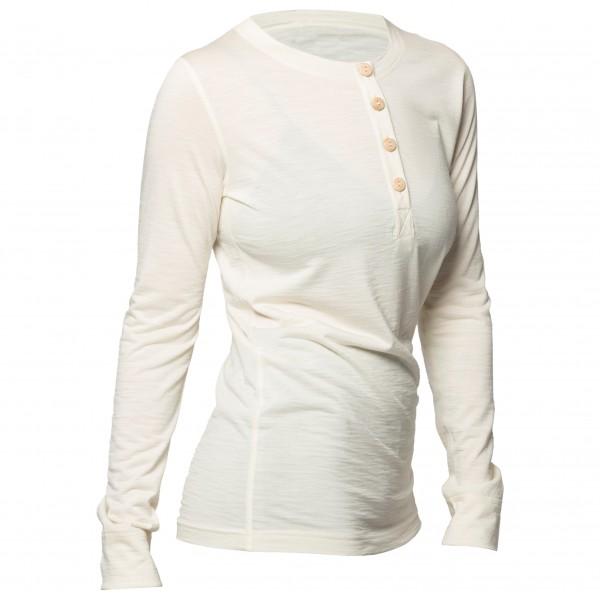 Northern Playground - Women's Longsleeve Organic Wool/Silk - Merino undertøj