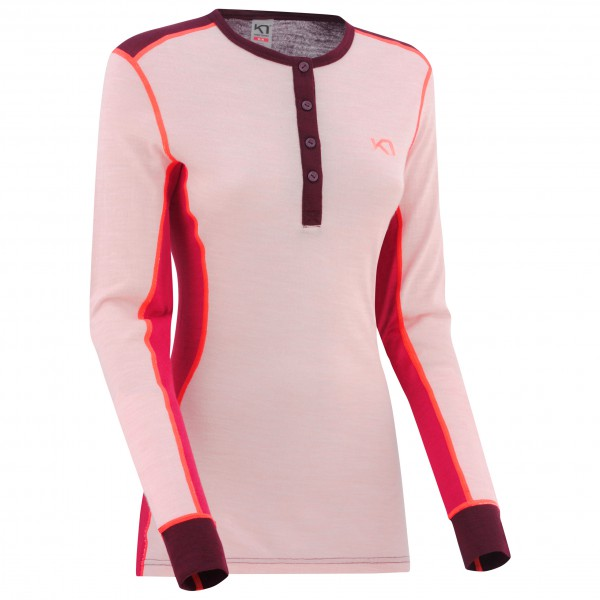 Kari Traa - Women's Flette L/S - Merino undertøj