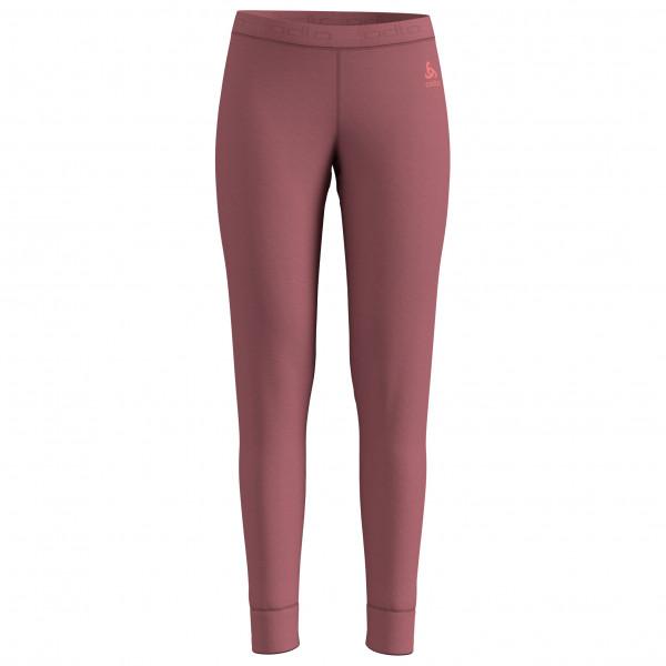 Odlo - Women's Suw Bottom Pant Natural 100% Merino Warm - Underkläder merinoull