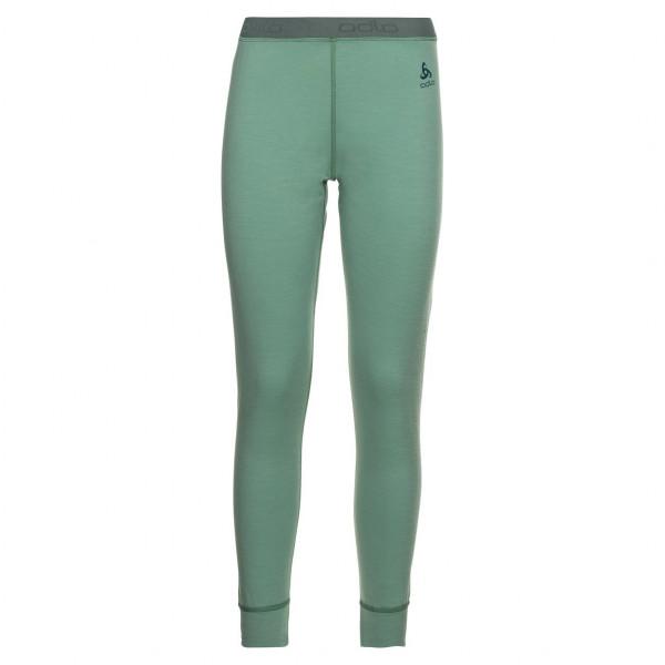 Odlo - Women's Suw Bottom Pant Natural 100% Merino Warm - Merinovilla-alusvaatteet