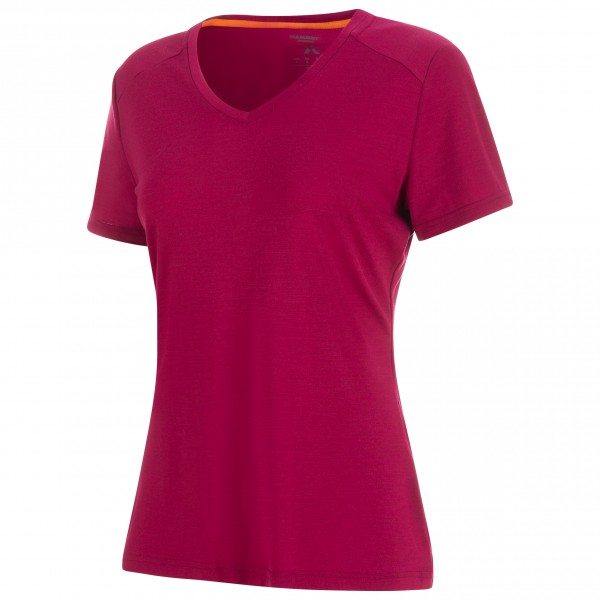 Mammut - Women's Alvra T-Shirt - Merinoundertøy