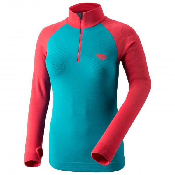 Dynafit - Women's Tour Dryarn Merino 1/2 Zip - Underkläder merinoull