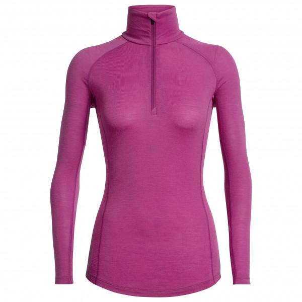 Icebreaker - Women's 150 Zone L/S Half Zip - Underkläder merinoull