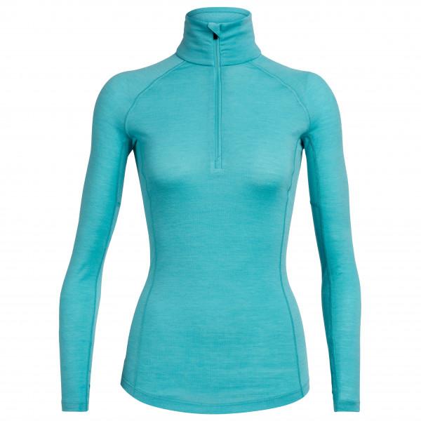 Icebreaker - Women's 150 Zone L/S Half Zip - Merino-ondergoed
