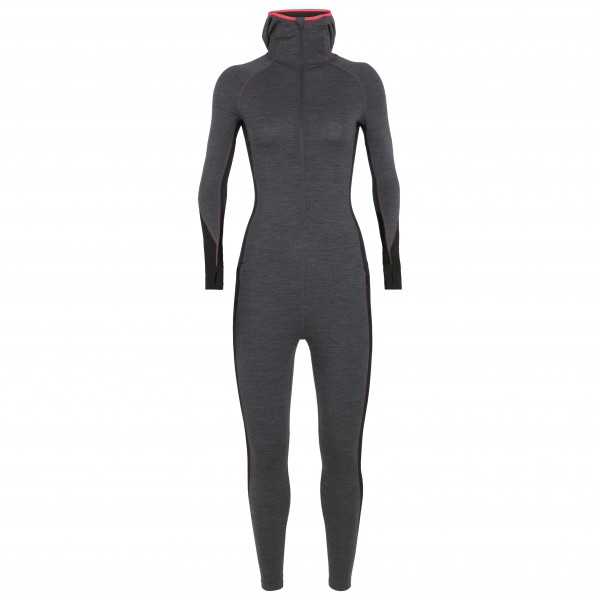 Icebreaker - Women's 200 Zone One Sheep Suit - Merinovilla-alusvaatteet