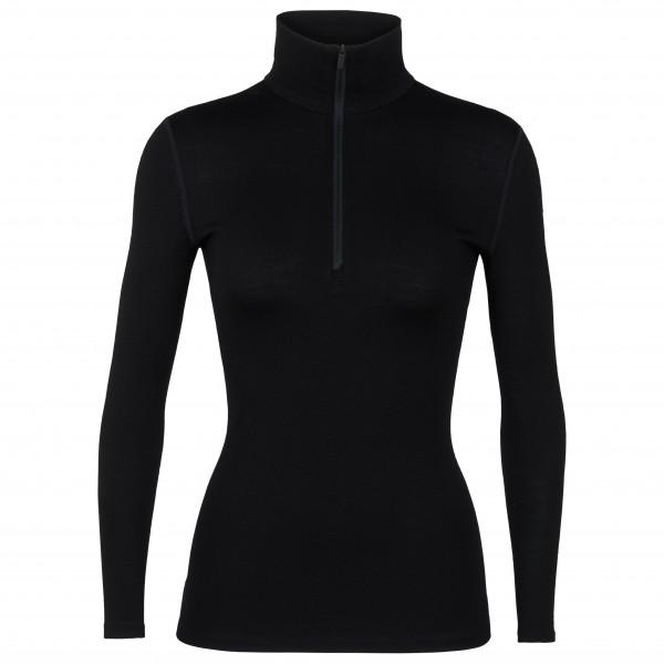 Icebreaker - Women's 260 Tech L/S Half Zip - Merino undertøj