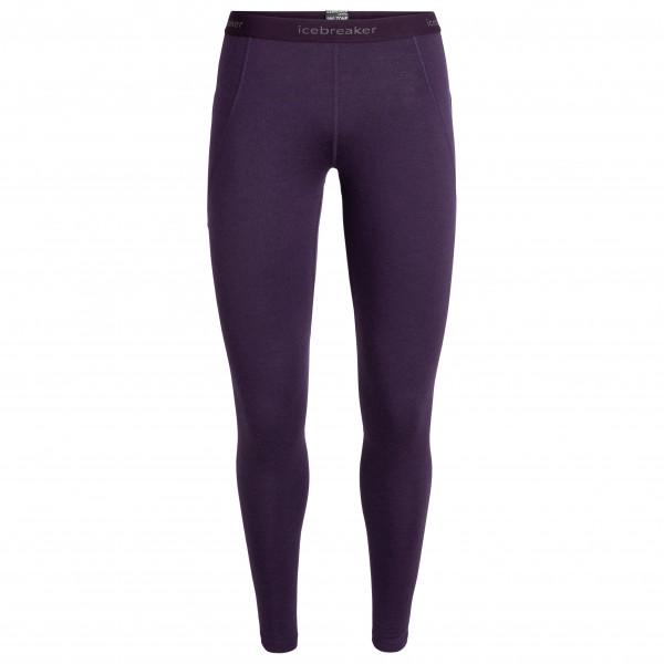 Icebreaker - Women's 260 Zone Leggings - Merino ondergoed