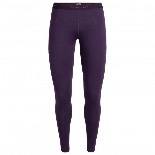 Icebreaker - Women's 260 Zone Leggings - Merino undertøj