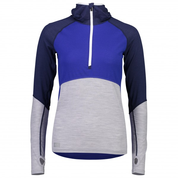 Mons Royale - Women's Bella Tech Hood - Ropa interior merino