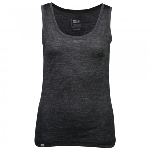 Mons Royale - Women's No Ordinary Tank - Merino ondergoed