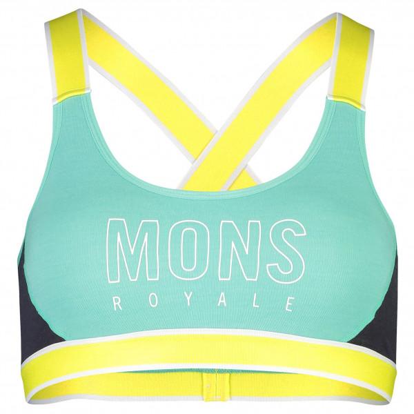 Mons Royale - Women's Stella X-Back Bra - Merinounterwäsche