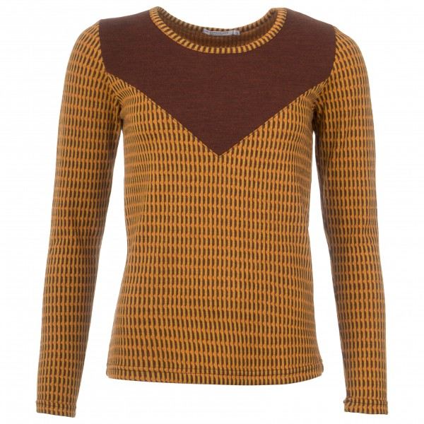 We Norwegians - Stalheim Roundneck Women - Merino base layer