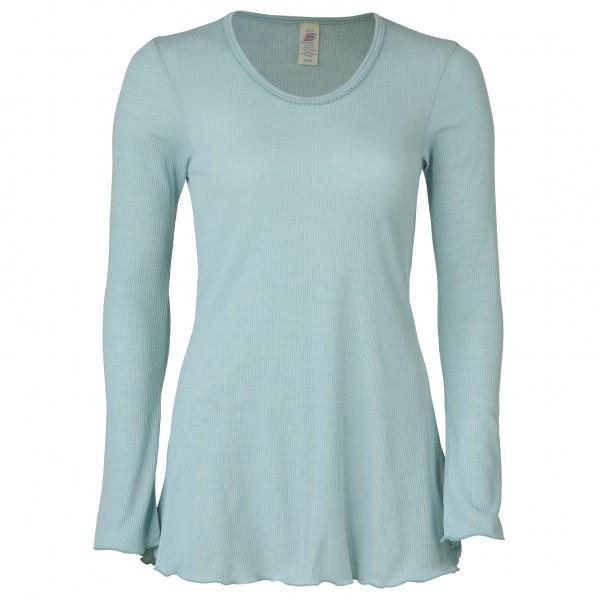 Engel - Women's Longshirt mit Rollsaum L/S - Merinounterwäsche