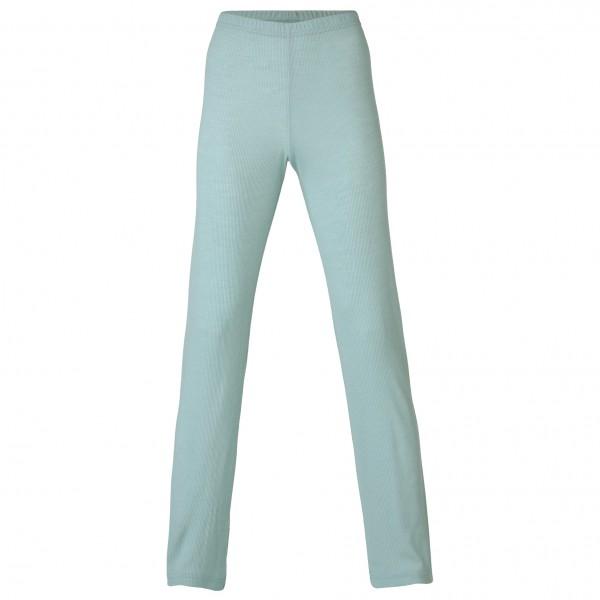 Engel - Women's Pyjamahose Lang - Merino base layer