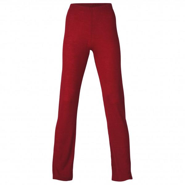 Women's Pyjamahose Lang - Merino base layer