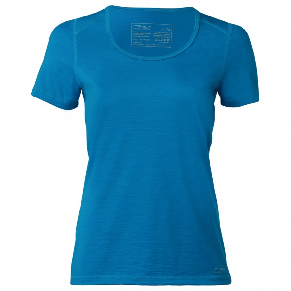 Women's Shirt Kurzarm - Merino base layer
