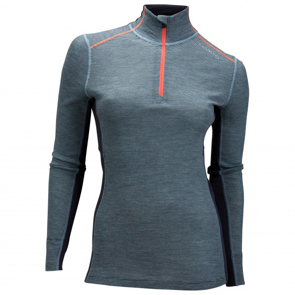 Ulvang - Women's Rav 100% Turtle Neck with Zip - Merinounterwäsche