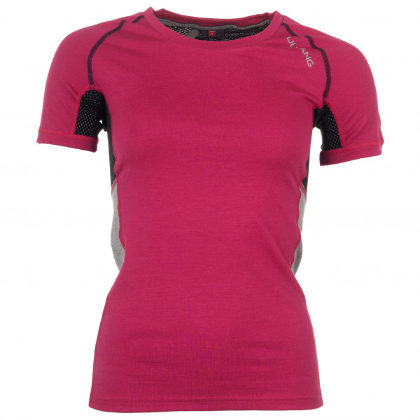 Ulvang - Women's Training Short Sleeve - Underkläder merinoull
