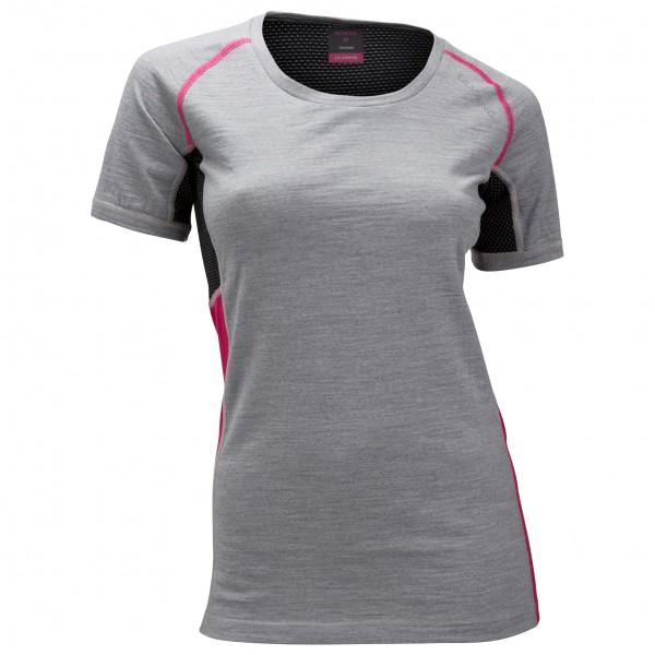 Ulvang - Women's Training Short Sleeve - Merino-ondergoed