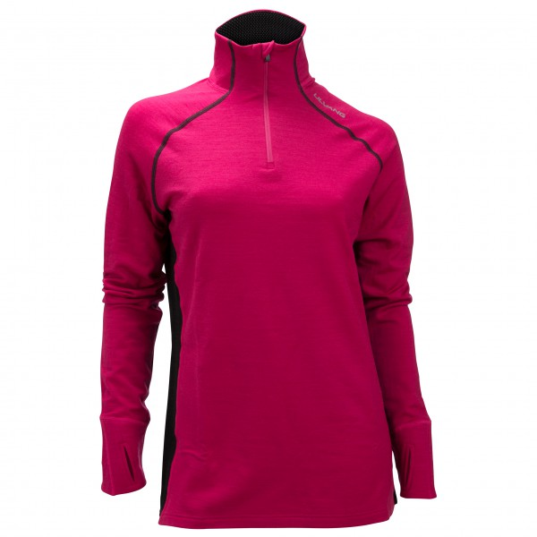 Ulvang - Women's Training Turtle Neck - Merinovilla-alusvaatteet