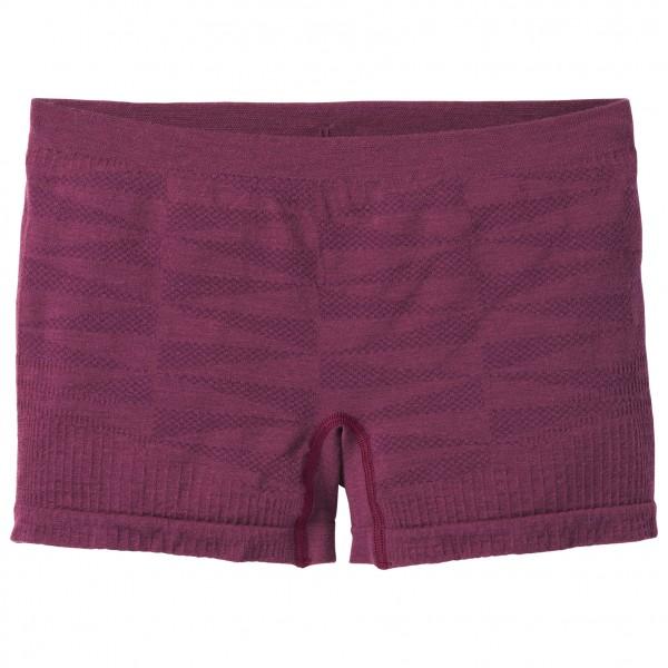 Smartwool - Women's Merino Seamless Boy Short - Underkläder merinoull