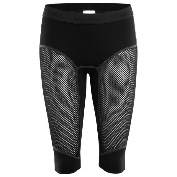 Aclima - Women's WoolNet Long Shorts - Merinovilla-alusvaatteet