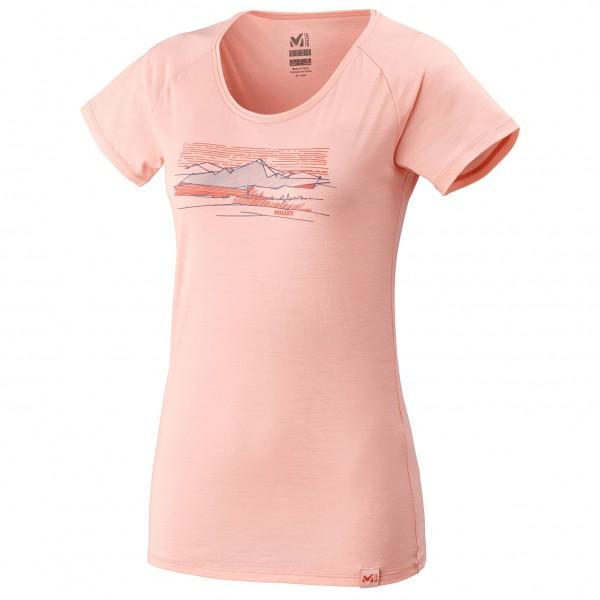 Millet - Women's Sevan Wool TS S/S - Merinounterwäsche