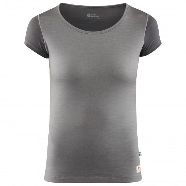 Fjällräven - Women's Keb Wool T-Shirt - Merinounterwäsche