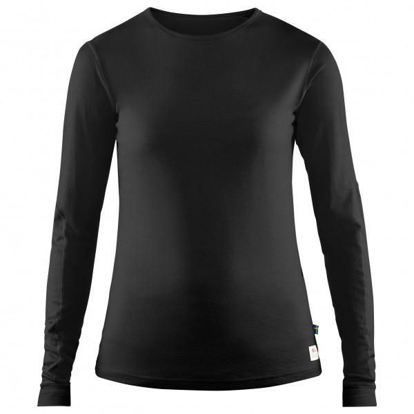 Fjällräven - Women's Keb Wool T-Shirt L/S - Ropa interior merino