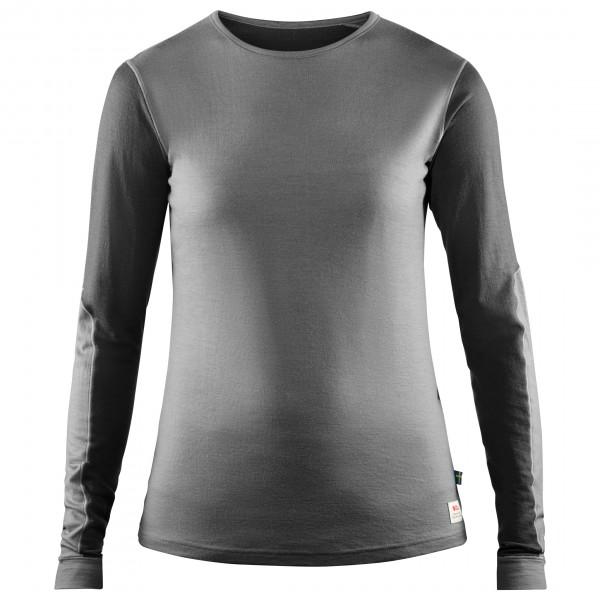 Fjällräven - Women's Keb Wool T-Shirt L/S - Merino base layer