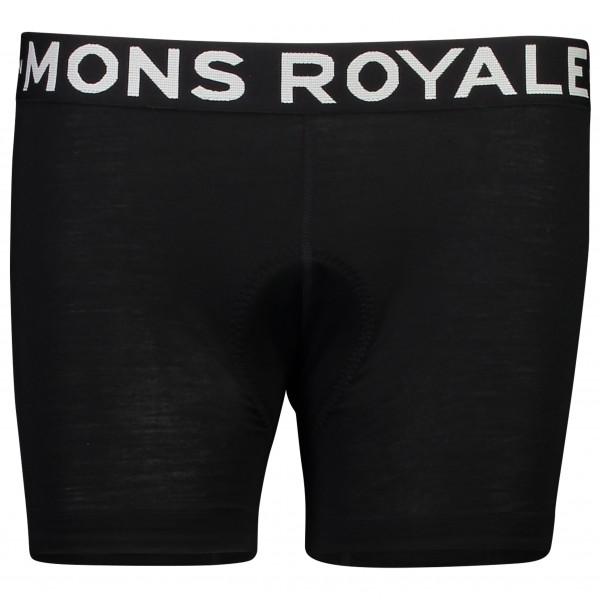 Mons Royale - Women's Momentum Chamois Shorts - Merino base layer